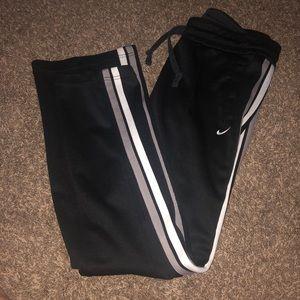 Nike with Stripes sweat pants